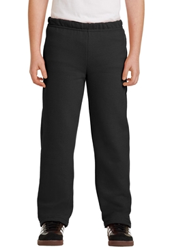 Gildan® Youth Heavy Blend ™ Open Bottom Sweatpant. 18400B