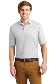 JERZEES® - SpotShield™ 5.6-Ounce Jersey Knit Sport Shirt. 437M