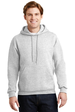JERZEES® SUPER SWEATS® NuBlend® - Pullover Hooded Sweatshirt. 4997M