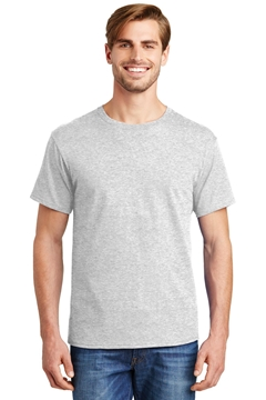 Hanes® - ComfortSoft® 100% Cotton T-Shirt. 5280