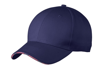 Port Authority® Americana Flag Sandwich Cap. C829