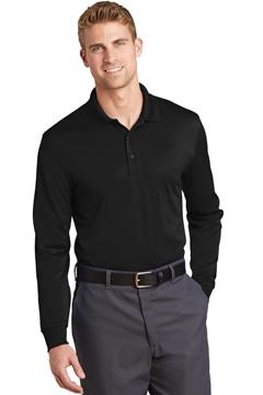 CornerStone® Select Snag-Proof Long Sleeve Polo. CS412LS