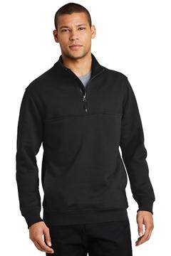 CornerStone® 1/2-Zip Job Shirt. CS626
