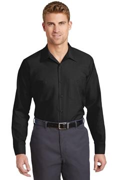Red Kap® - Long Sleeve Industrial Work Shirt. SP14