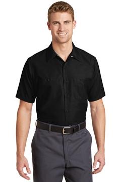 Red Kap® - Short Sleeve Industrial Work Shirt. SP24