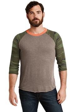 Alternative Eco-Jersey ™ Baseball T-Shirt. AA2089