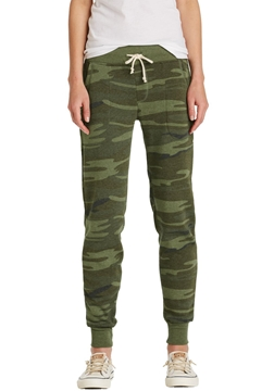 Alternative Women's Jogger Eco ™ -Fleece Pant. AA31082