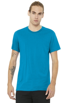 BELLA+CANVAS® Unisex Jersey Short Sleeve Tee. BC3001