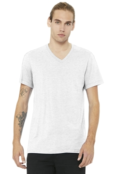 BELLA+CANVAS® Unisex Jersey Short Sleeve V-Neck Tee. BC3005