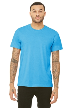 BELLA+CANVAS® Unisex Triblend Short Sleeve Tee. BC3413