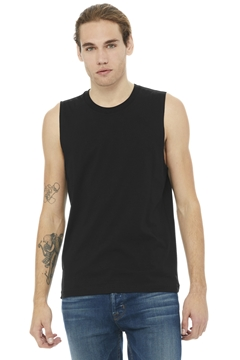 BELLA+CANVAS® Unisex Jersey Muscle Tank. BC3483