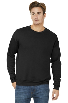 BELLA+CANVAS® Unisex Sponge Fleece Drop Shoulder Sweatshirt. BC3945