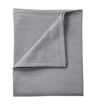Port & Company® Core Fleece Sweatshirt Blanket. BP78
