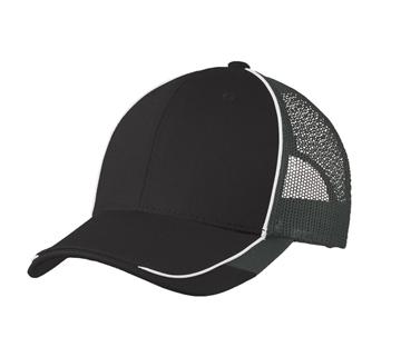 Port Authority® Colorblock Mesh Back Cap. C904