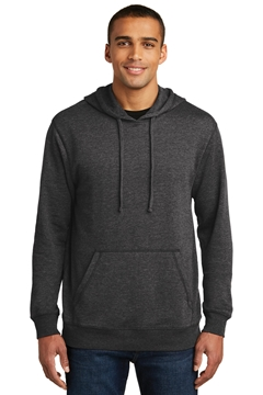 District® Lightweight Fleece Hoodie. DM391