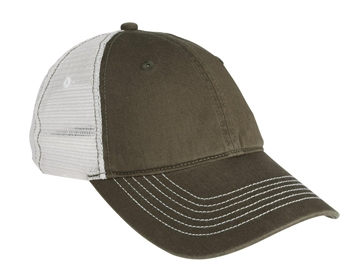 District® Mesh Back Cap. DT607