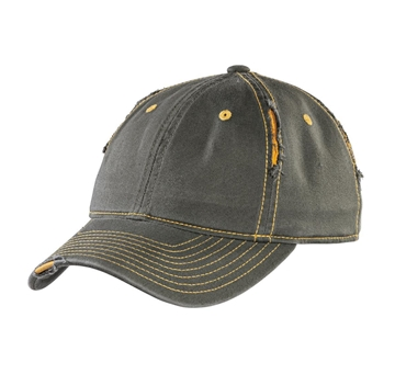 District® Rip and Distressed Cap DT612