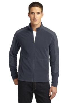 Port Authority® Colorblock Microfleece Jacket. F230