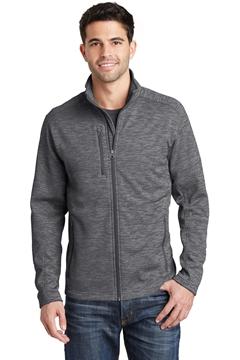 Port Authority® Digi Stripe Fleece Jacket. F231