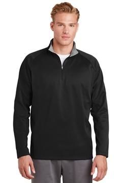 Sport-Tek® Sport-Wick® Fleece 1/4-Zip Pullover. F243