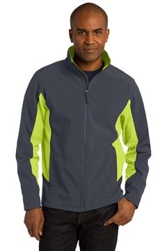 Port Authority® Core Colorblock Soft Shell Jacket. J318
