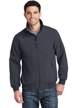 Port Authority® Soft Shell Bomber Jacket. J337