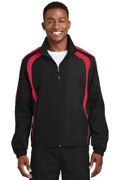 Sport-Tek® Colorblock Raglan Jacket. JST60