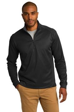 Port Authority® Vertical Texture 1/4-Zip Pullover. K805
