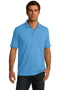 Port & Company® Core Blend Jersey Knit Polo. KP55