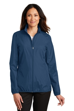 Port Authority® Ladies Zephyr Full-Zip Jacket. L344