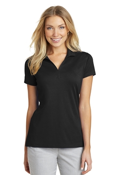 Port Authority® Ladies Rapid Dry ™ Mesh Polo. L573