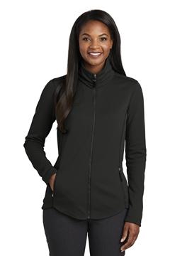 Port Authority® Ladies Collective Smooth Fleece Jacket. L904
