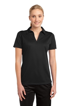 Sport-Tek® Ladies PosiCharge® Active Textured Polo. LST690