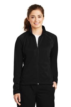 Sport-Tek® Ladies Tricot Track Jacket. LST90