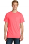 Port & Company® Pigment-Dyed Pocket Tee. PC099P