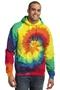 Port & Company® Tie-Dye Pullover Hooded Sweatshirt. PC146