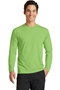 Port & Company® Long Sleeve Performance Blend Tee. PC381LS