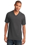 Port & Company® Core Cotton V-Neck Tee. PC54V