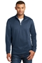 Port & Company® Performance Fleece 1/4-Zip Pullover Sweatshirt. PC590Q