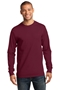 Port & Company® - Tall Long Sleeve Essential Tee. PC61LST