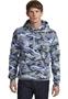 Port & Company® Core Fleece Camo Pullover Hooded Sweatshirt. PC78HC