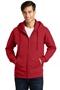 Port & Company® Fan Favorite Fleece Full-Zip Hooded Sweatshirt. PC850ZH