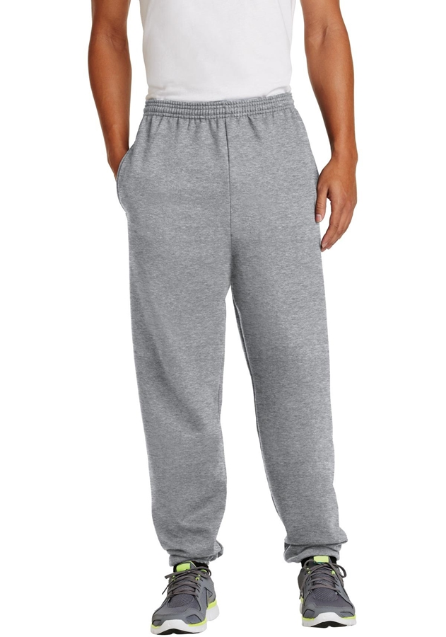 Port & Company® - Essential Fleece Sweatpant with Pockets. PC90P