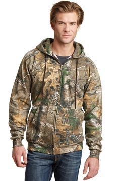 Russell Outdoors ™ Realtree® Full-Zip Hooded Sweatshirt. RO78ZH
