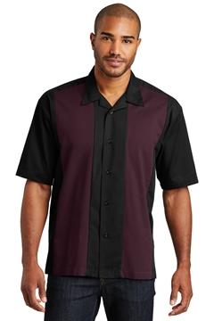 Port Authority® Retro Camp Shirt. S300