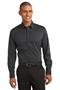 Port Authority® Stretch Poplin Shirt. S646