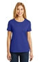 Hanes® - Ladies Nano-T® Cotton T-Shirt. SL04