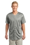 Sport-Tek® PosiCharge® Tough Mesh Full-Button Jersey. ST220