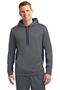 Sport-Tek® Sport-Wick® Fleece Colorblock Hooded Pullover. ST235