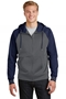 Sport-Tek® Sport-Wick® Varsity Fleece Full-Zip Hooded Jacket. ST236
